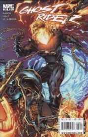 Ghost Rider #28 (2008) Marvel comic book